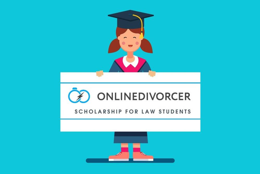 student applying for OnlineDivorcer scholarship